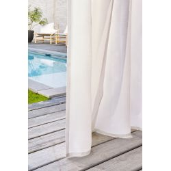 Cortina Exterior Velum Beige MC721 Moondream & Sunbrella®