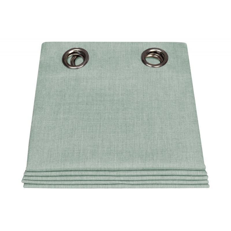 Cortina Exterior Velum Verde MC516 Moondream & Sunbrella®