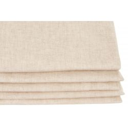 Cortina Térmica Lino Lavado Beige MC721 Moondream Premium